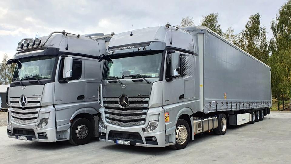 transport ciężarowy polska anglia